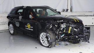 Range Rover Velar Euro NCAP 4