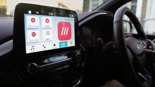 Ford představil nové navigační aplikace