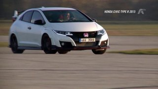 Test Hondy Civic Type-R 2015
