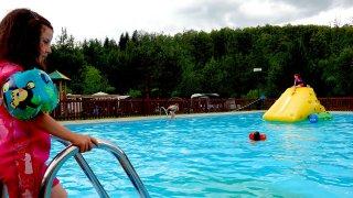 Fotr v Česku - kemp Letní den