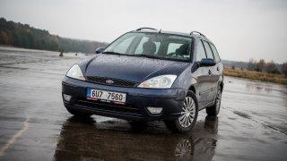 Ford Focus Combi 1.8 TDCI exteriér 1