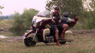 Test motocyklu Indian Roadmaster