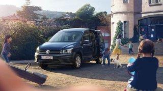 Volkswagen Caddy 4. generace
