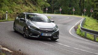Honda je zpátky! Nový Civic 1,5 VTEC Turbo