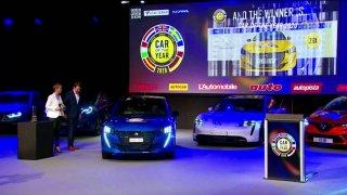 Co mělo být v Ženevě 2020 - vyhlášení Car of the Year 2020