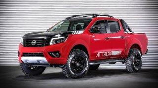 Nissan Frontier Attack  - Obrázek 6