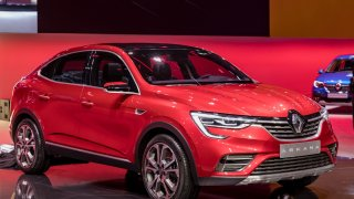 Nový crossover od Renaultu se jmenuje ARKANA