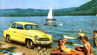 Škoda Octavia 60 let 1