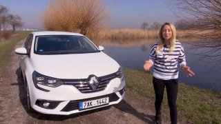 Recenze francouzského hatchbacku Renault Megane