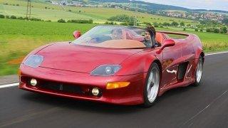 Český supersport Innotech Mysterro měl motor z Chevroletu a design od Králů. Velké plány zkrachovaly