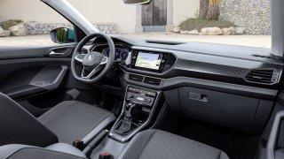 Volkswagen T-Cross interiér 1