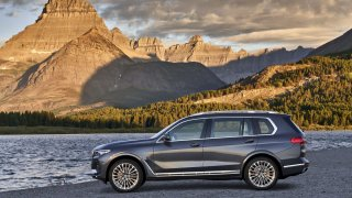 Největší model BMW řady X. To je nové BMW X7.