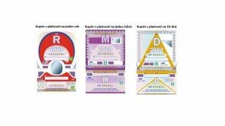 Dalniční známky 2020