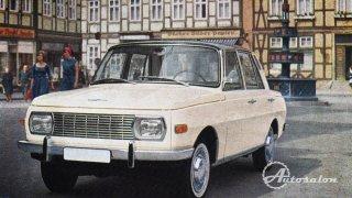 Překvapivé odhalení! Wartburg má hodně společného s BMW!!