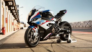 BMW M také pro motocykly