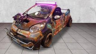 Punks not dead! Bláznivý Citroën se dvěma turby