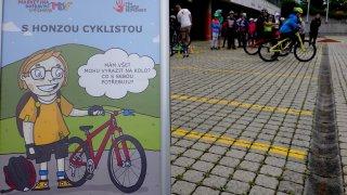 Fotr v Česku - Markétina dopravní výchova
