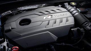 Hyundai i 30 Fastback N
