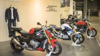 BMW Motosalon
