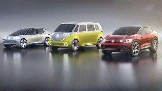 Volkswagen připravuje výrobu modelu I.D.