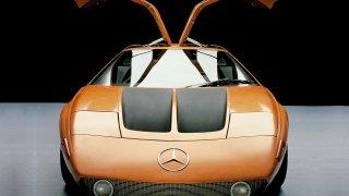 Mercedes-Benz C111 2
