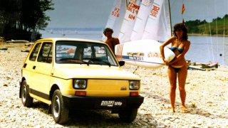 Poklady českých stodol a garáží: třímetrový minivůz Fiat 126p Maluch vozil za socialismu celé rodiny
