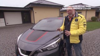 Recenze městského hatchbacku Nissan Micra IG-T 90 Bose Personal Premium Edition