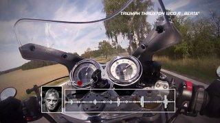 Test motocyklu Triumph Thruxton 1200 R