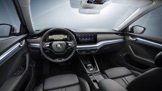 Škoda Octavia - interiér