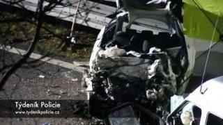 Angličan i pomatený český důchodce. Řidiči opět jezdili v protisměru na dálnici, jeden nepřežil