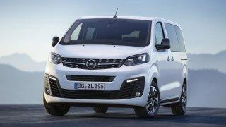 Opel Zafira Life 2019 2