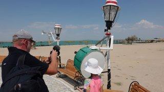 Tohle nečekáš! Uzbecká riviéra s 32stupňovou vodou a uzbecký šinkanzen, co valí 250 km/h!