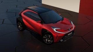 Toyota Aygo (2022)