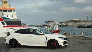Honda Civic Type R exterier 2