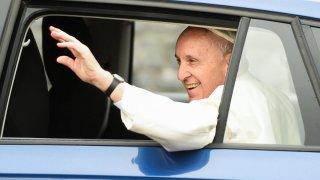 škoda papež