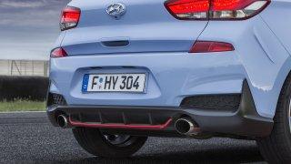 Prohlédněte si ostrý hatchback Hyundai i30 N do de