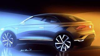 Volkswagen T-Roc bude bez střechy