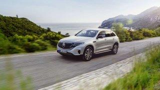 Mercedes-Benz EQC dostal českou cenovku