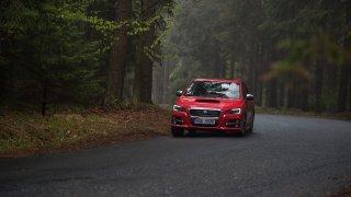 Subaru Levorg se na české silnice hodí skvěle 4