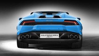 Lamborghini Huracán Spyder - Obrázek 4