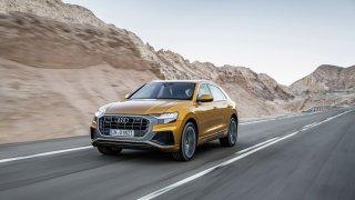 Luxusní kupé nebo SUV? Audi Q8 vstupuje na náš trh.