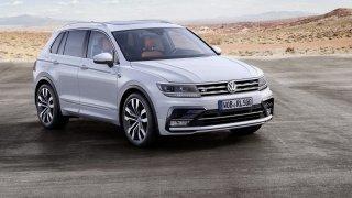 Tiguan R s pětiválcem! Volkswagen nám dělá radost