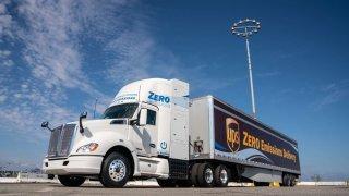 Toyota odhalila novou generaci kamionu s palivovými články