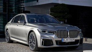 2 338 700 Kč - BMW řady 7