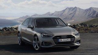 Audi A4 2019 3