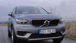 Volvo XC40 exteriér 2