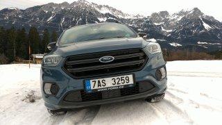Vyrazili jsme s Fordem Kuga do Alp. Je to tutovka, nebo se vyplatí počkat na nový?