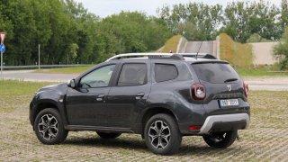 Test Dacia Duster LPG: jezdí za 90 haléřů na kilometr, takže náklady na přestavbu se vrátí už za rok