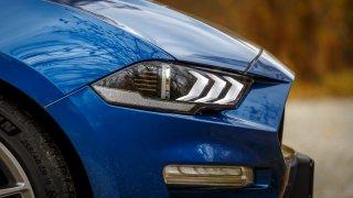 Ford Mustang exteriér 22