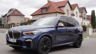 BMW X5 xDrive M50d exterier 1